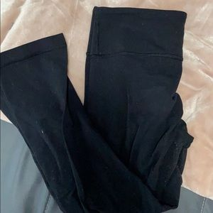 Cropped wunder unders